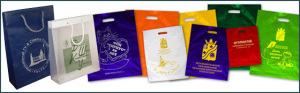 Бумажные и пластиковые пакеты