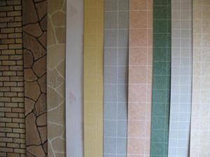 Влагостойкие листовые панели