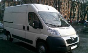 Грузовые перевозки по Москве