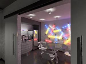 Дизайн кухни с креативными идеями