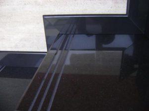 Изготовление плинтуса из керамогранита