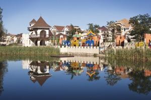 Коттеджный поселок Ла Манш