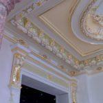 Лепнина из гипса, как способ декорирования помещения.