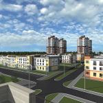 Метроград — город будущего.