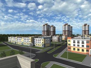 Метроград - город будущего