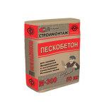 Пескобетон М300 — современный материал для экономически выгодного стоительства.