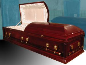 Производство и продажа гробов