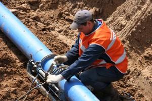 Работы на трубопроводах