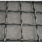 Практичное использование cложно-рифленых канилированных стальных сеток.
