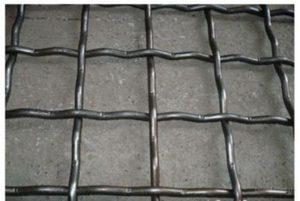 Сложно-рифленые канилированные стальные сетки