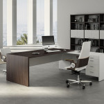Современная офисная мебель.