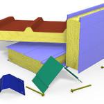 Сэндвич-панели: сложный материал для простого строительства.
