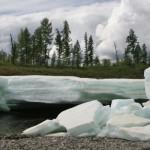 Тарыны — покровные ледяные образования.
