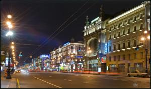 Уличное освещение2