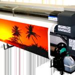 Широкоформатная печать: современные технологии и качественные материалы.
