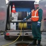 Услуги аварийной службы канализации.