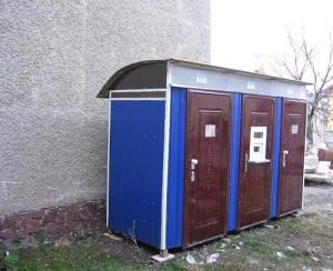 биотуалет кабины