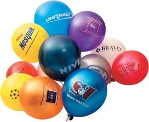 брендирования воздушных шаров