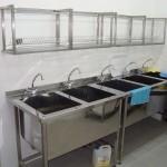 Выбор моечной ванны для заведения общественного питания.