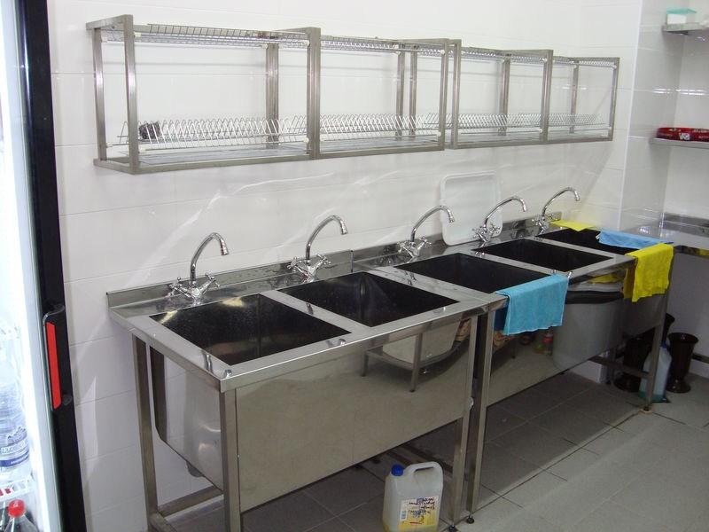 Производственные ванны для школы
