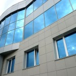 Каркасные защитные конструкции фасадов.