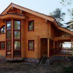 Новые технологии в деревянной архитектуре.