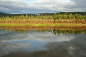 еологическое строение бассейна Нельгесе