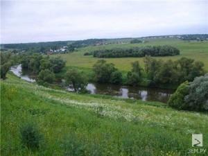 земельные участки у реки