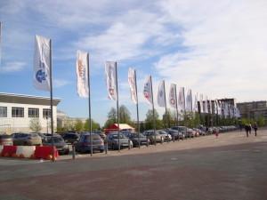 изготовление флагов в Москве