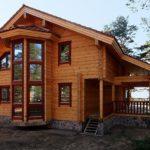 Дома из клееного бруса – качество, современность и стиль в одном.