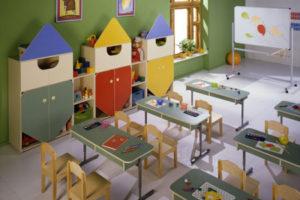 комплектация школ мебелью