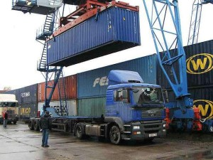 контейнерных перевозок