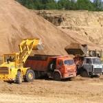 Купить песок в Москве по оптовой цене.