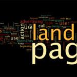 Использование целевой страницы, как самый эффективный вид интерактивного маркетинга.