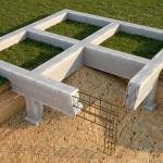 Значение фундамента для строений разных видов.