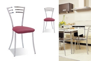 металлические стулья для дома