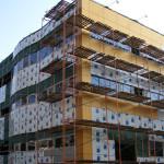 Где заказать монтаж навесных вентилируемых фасадов.