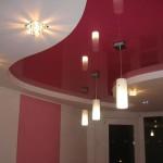 Натяжные потолки для современных помещений.