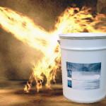 Огнезащитная краска – лучшее средство для повышения огнеупорности любой конструкции.