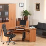 Бесплатный дизайн-проект офиса от компании Alkone.