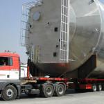 Особенности перевозки негабаритных грузов в крупных городах.