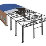 Типы проектов быстровозводимых зданий.