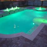 Коротко о световом оборудовании для бассейнов.