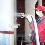 Противопожарная обработка, как один из главных способов обеспечения безопасности металлоконструкций.