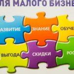 Особенности развития малого бизнеса в России.