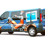 Как реклама на транспорте помогает бизнесу?