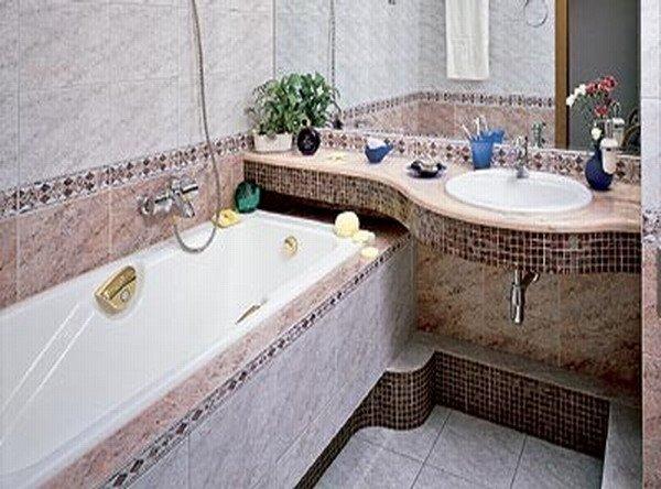 Ванная комната: популярные варианты дизайна