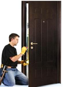 ремонт дверей, замков