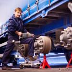 Что представляет из себя ремонт тормозной системы полуприцепа и когда следует его производить.