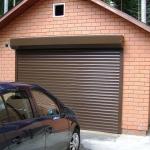 Самые эффективные гаражные ворота на сегодняшний день.